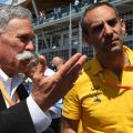Cyril Abiteboul wants talks in Formula 1 if there are issues with the rules after the Sebastian Vettel incident.