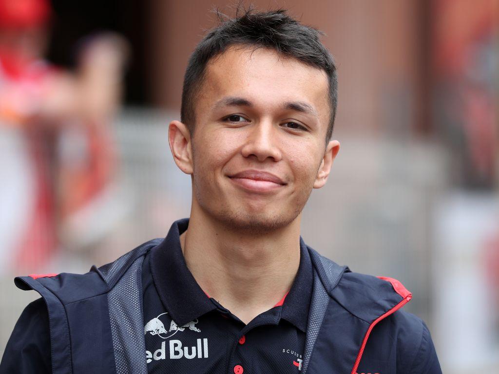 Alex Albon to take grid drop for Austrian GP.