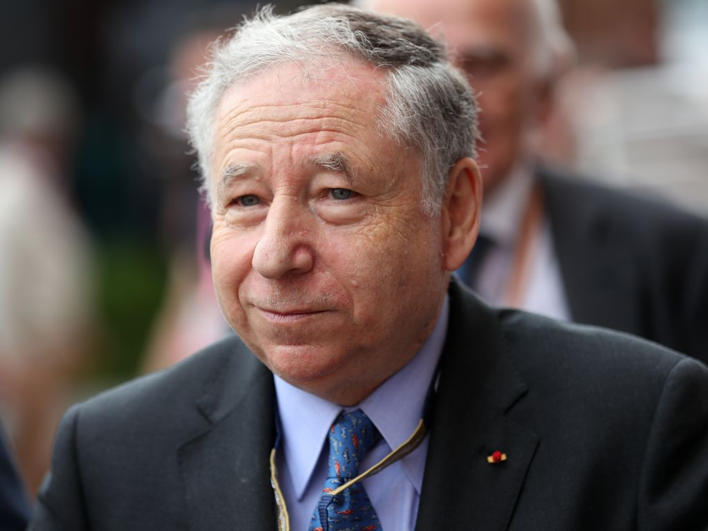Jean Todt compares Formula 1's situation to the 'New Deal' of America's Great Depression.