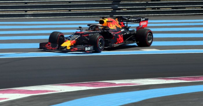 Max Verstappen believes the new 2019 regulations on front wings have hampered Red Bull's designs.