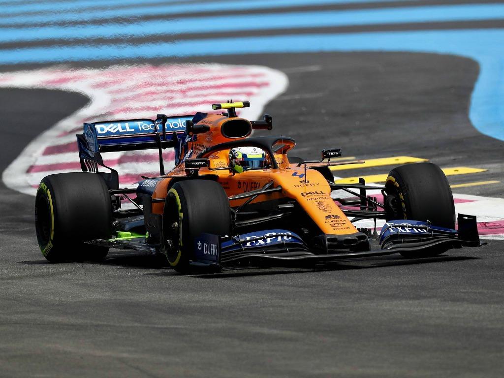 Lando Norris: McLaren driver