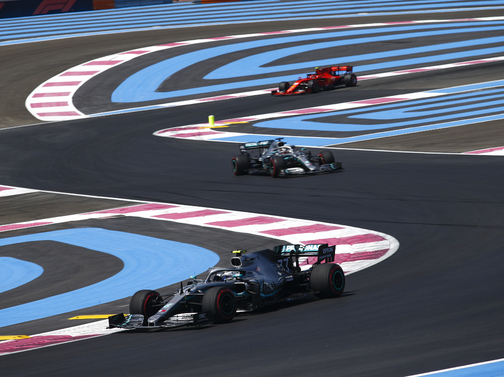 Paul Ricard design changes to go ahead, but details aren't being released.