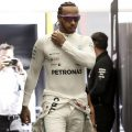 Lewis Hamilton was left frustrated with an error on his final Q3 lap despite breaking the lap record in France.