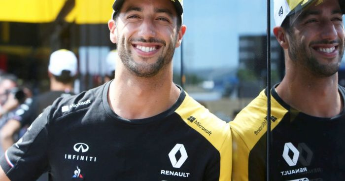 Daniel Ricciardo has been cleared by the stewards following his Q1 incident with Kimi Raikkonen in France.