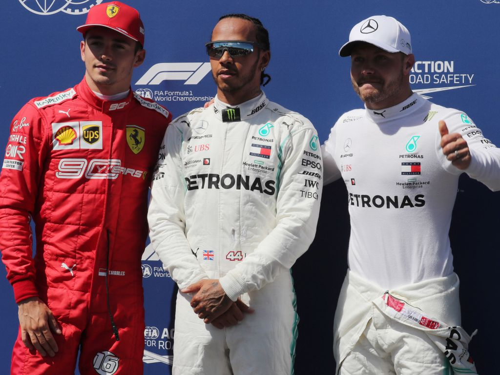 FIA post-qualifying press conference - France.