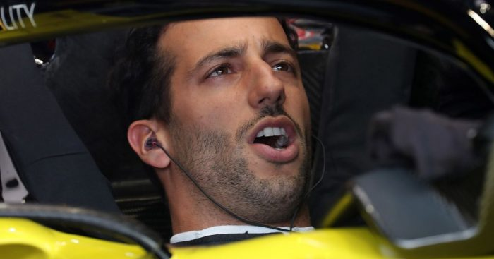 Two five-second penalties dump Daniel Ricciardo out of the points in France.