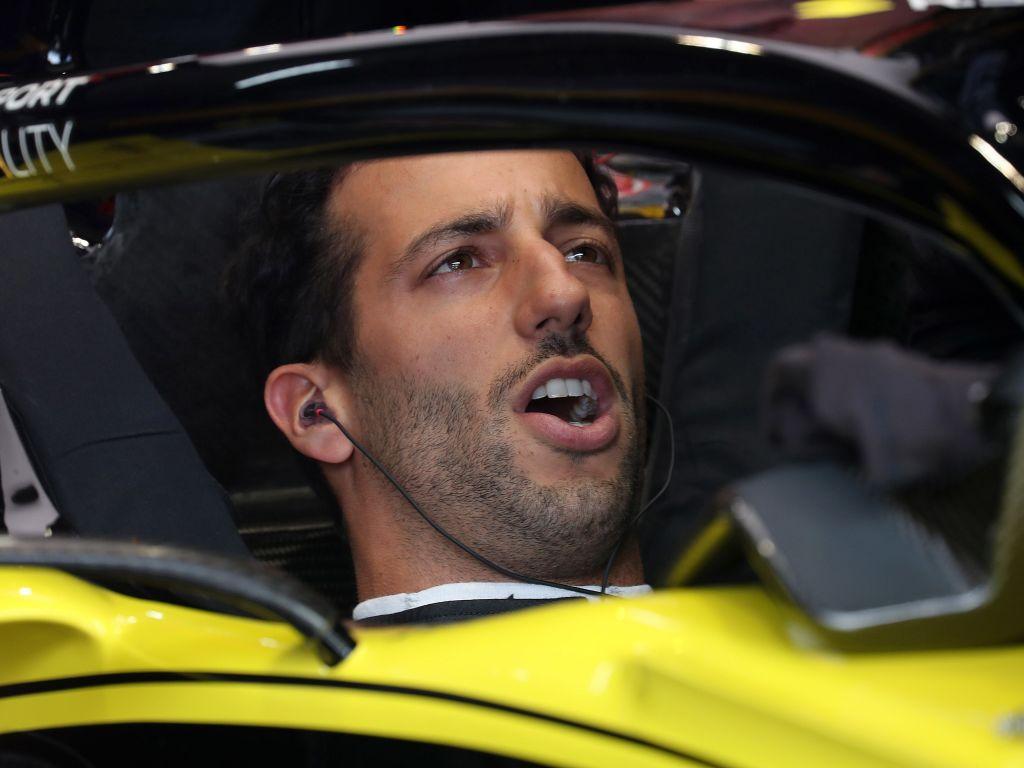 Daniel Ricciardo facing £10million court claim from former manager.