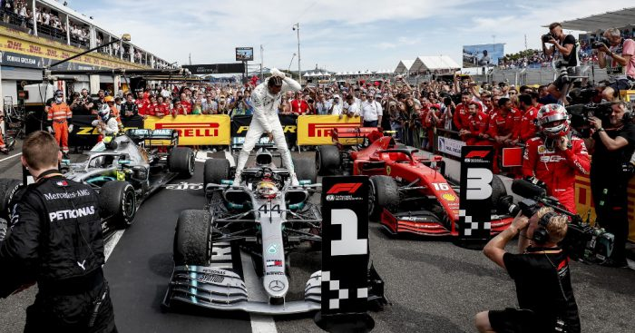 Lewis Hamilton is only going to get stronger from here, whether you want to hear it or not.