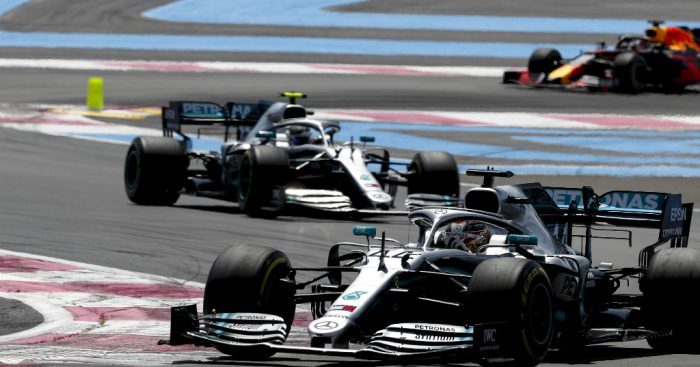 Toto Wolff calls for the removal of Mistral Chicane | PlanetF1