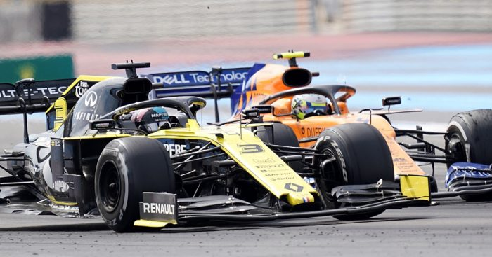 McLaren will not compromise their 2020 efforts to battle with Renault this season.