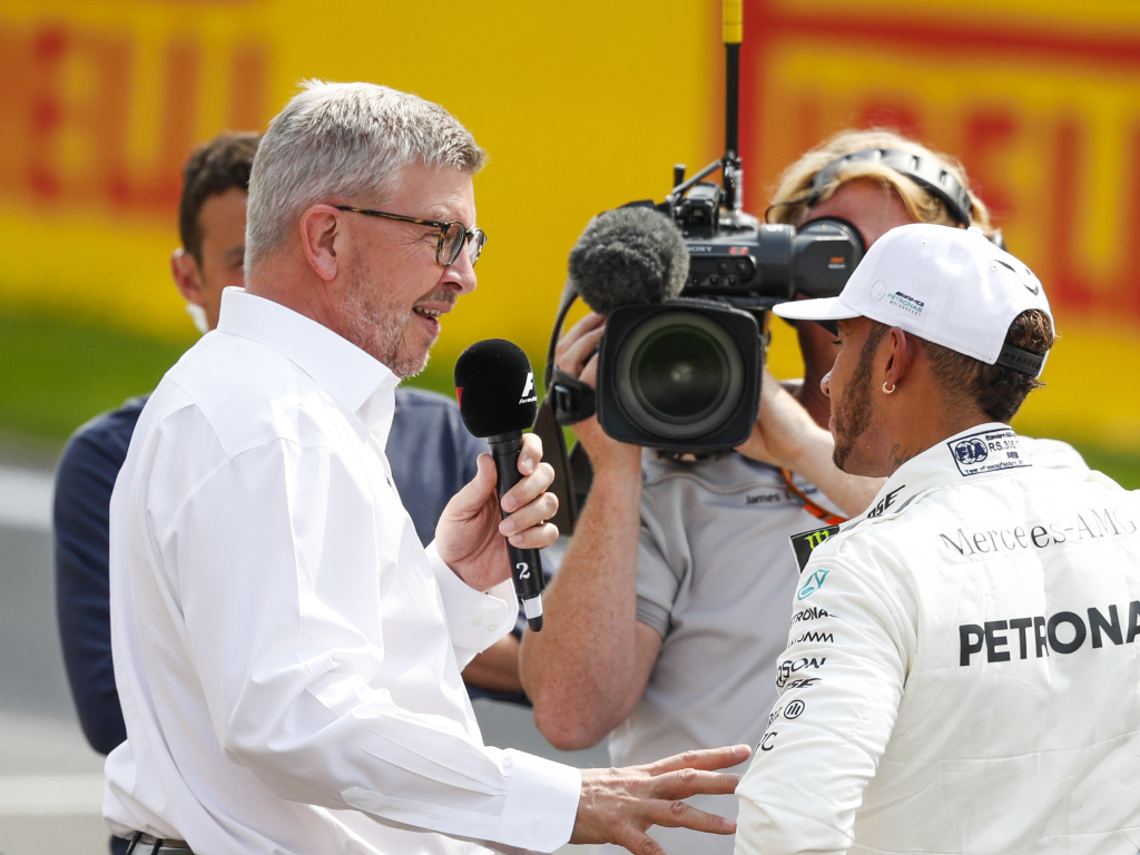 Ross Brawn 'can't wait to work' with Lewis Hamilton on rules