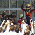 Max Verstappen won Red Bull's home race