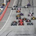 Austrian GP gets underway