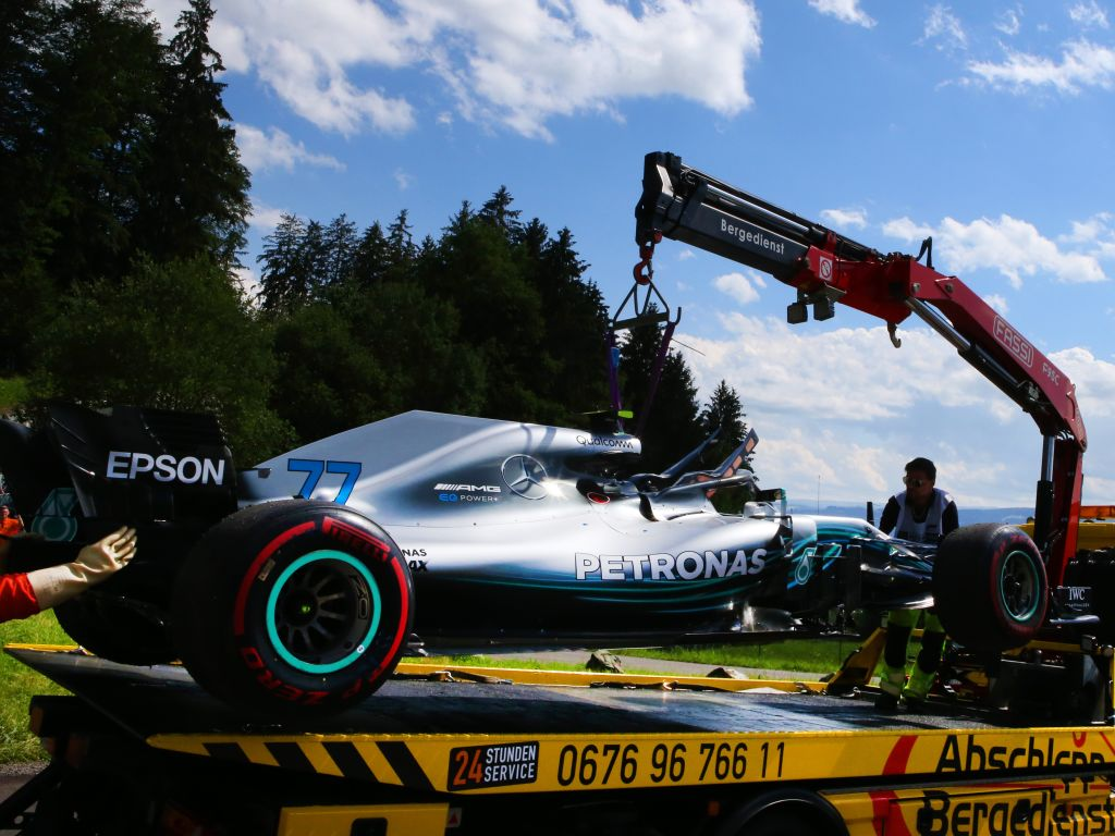 Will Mercedes be struck down again at the Austrian Grand Prix?