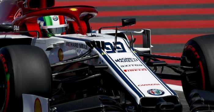 """A """"big update"""" for Alfa Romeo is coming at Silverstone."""