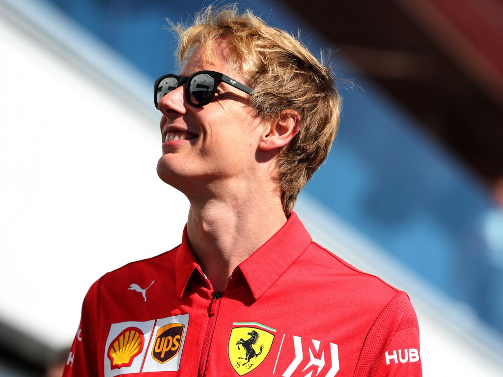 Brendon Hartley feels he has landed on his feet since leaving Formula 1.