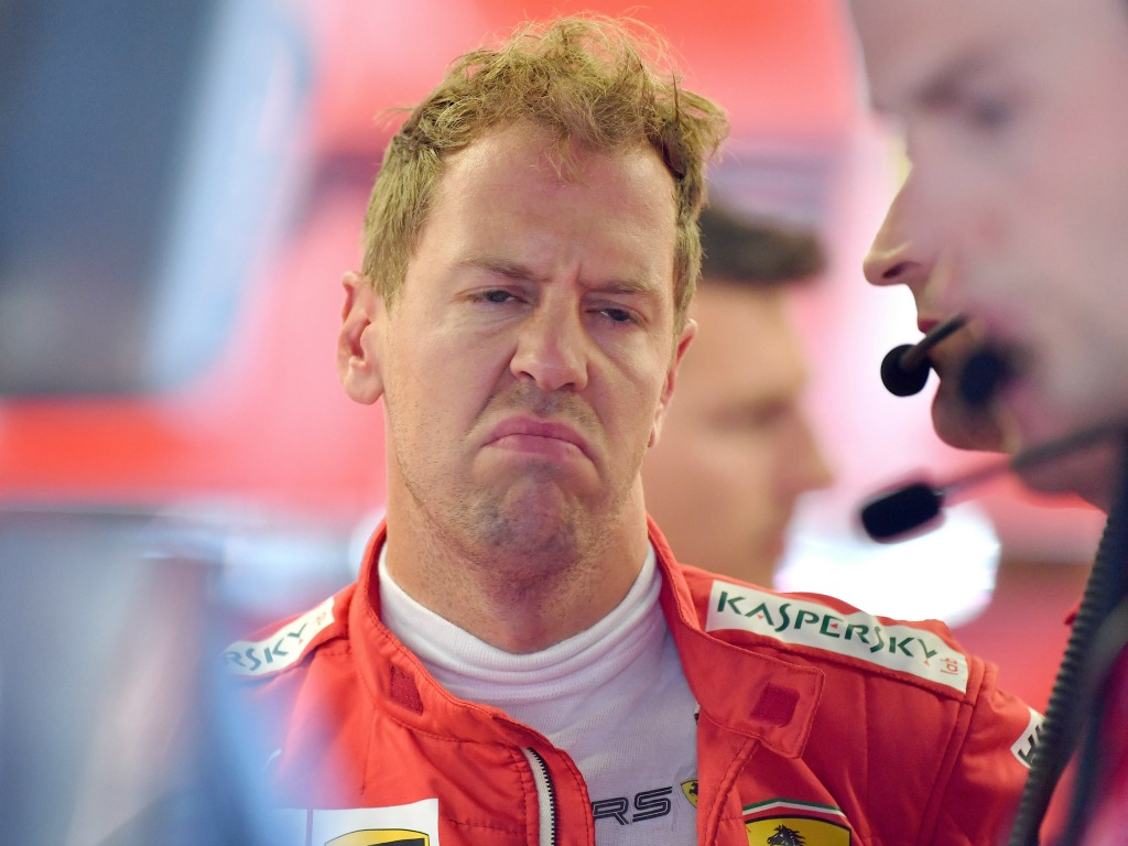 Alex Wurz thinks Sebastian Vettel is another example of a driver burning out at Ferrari.