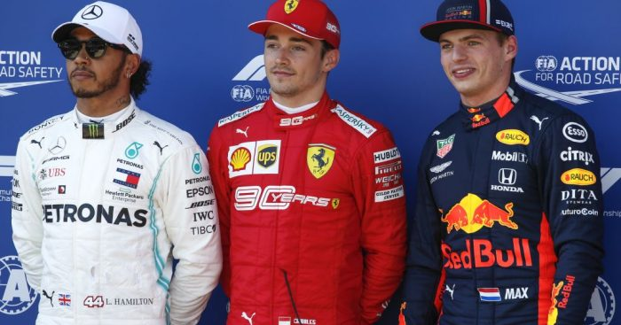 FIA post-qualifying press conference - Austria.