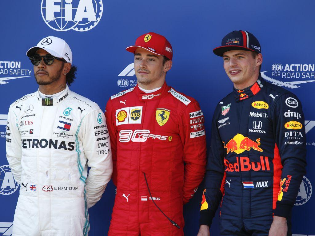 FIA post-qualifying press conference - Austria.