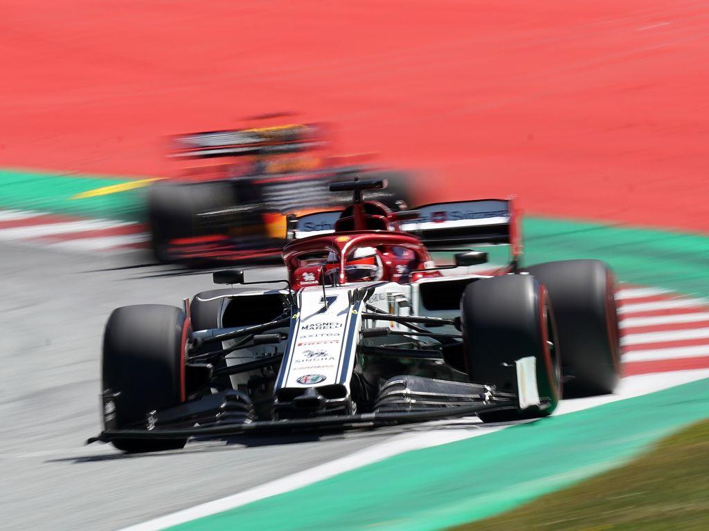 Kimi Raikkonen sits on the fence in Formula 1 difficulty debate.