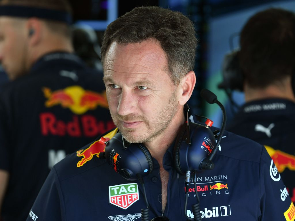 """Christian Horner says stripping Max Verstappen of his win in Austria would be """"stealing from Formula 1""""."""