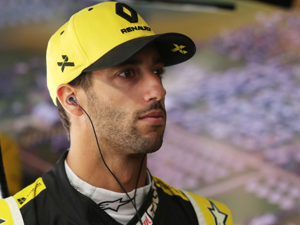 "Daniel Ricciardo says it feels like Renault are ""back to square one"" after Austria."