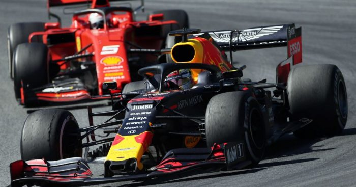 """Ferrari won't appeal the """"wrong"""" decision not to strip Max Verstappen of his win in Austria."""