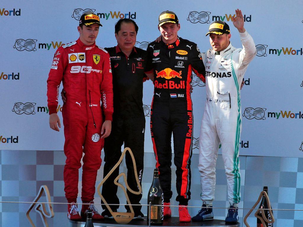 FIA post-race press conference - Austria.