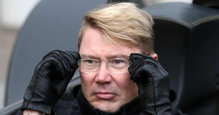 """Mika Hakkinen believes the stewards investigation into Max Verstappen's race-winning move in Austria was a """"shame""""."""