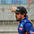 Fernando Alonso won't return to F1 with McLaren reiterates Zak Brown.