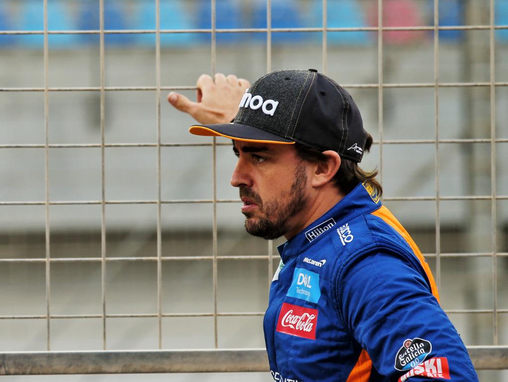Fernando Alonso won't return to F1 with McLaren reiterates Zak Brown.