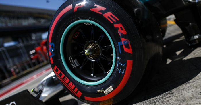 F1 to change the way they set out their target letters to Pirelli from 2021.