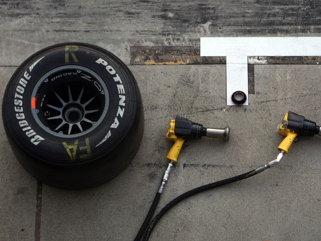 Teams don't want a new tyre war in Formula 1.