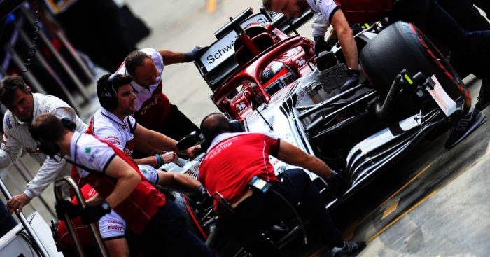 Alfa Romeo officially launch appeal against German GP penalties.