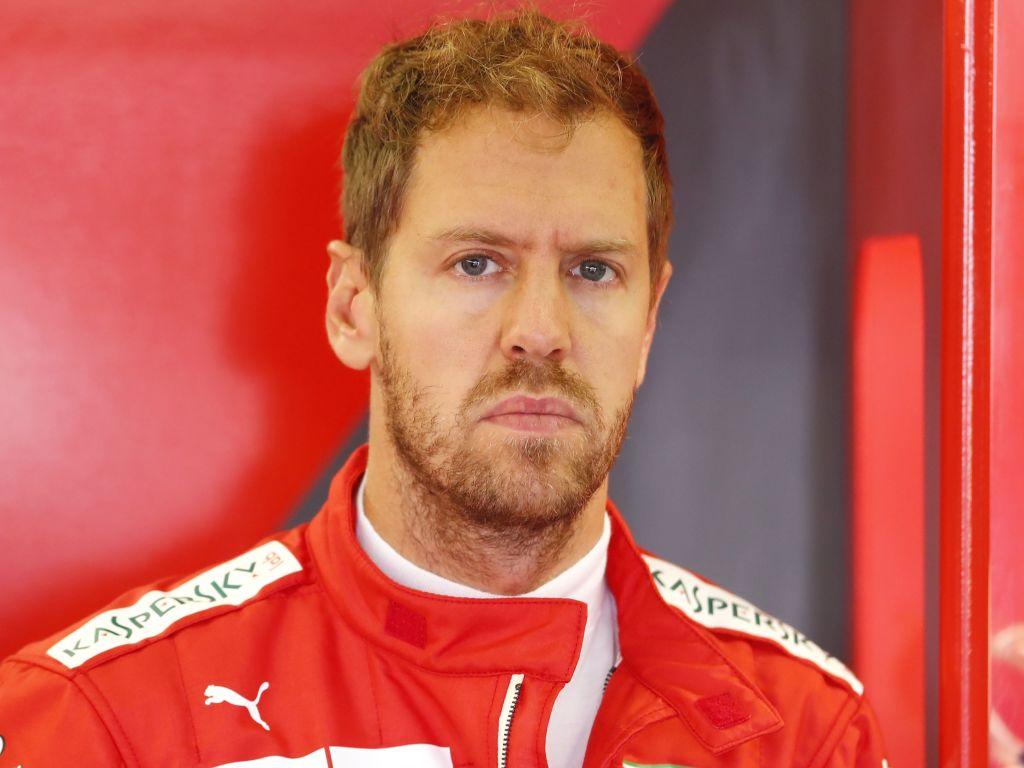 """Sebastian Vettel believes junior racing is """"way too expensive""""."""