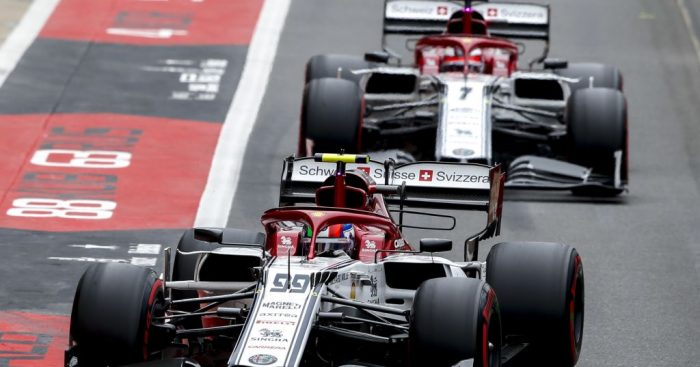 Alfa Romeo will have their German GP appeal heard on 24 September.