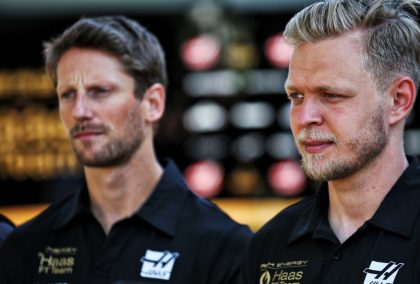 Romain-Grosjean-and-Kevin-Magnussen-PA