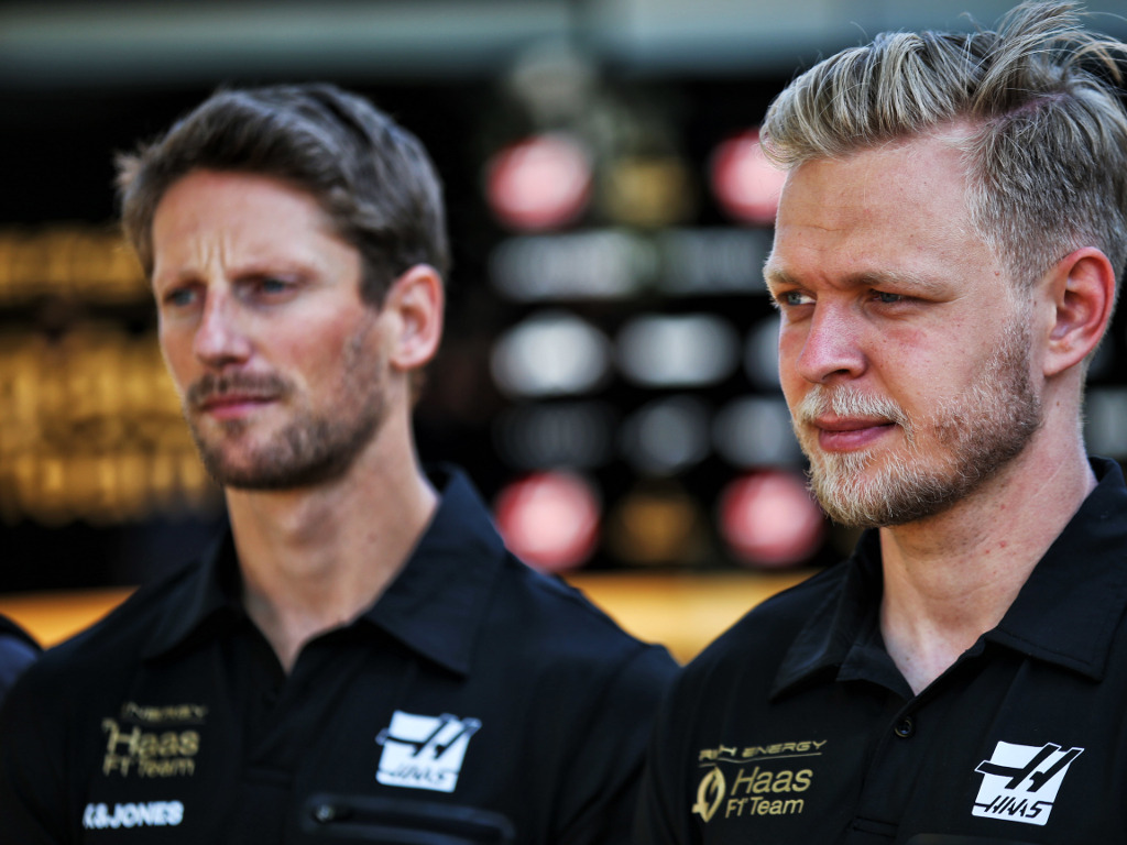 Guenther Steiner still not over Silverstone crash between Romain Grosjean and Kevin Magnussen.