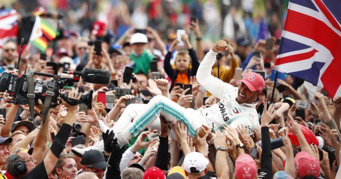 Lewis-Hamilton-crowd-surfing-2019-PA1