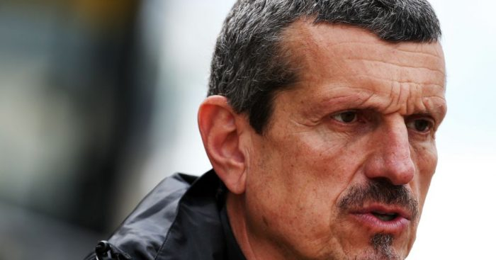 Guenther Steiner on the hypocrisy of open source parts