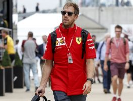 Sebastian Vettel hopes for another big opportunity in the race after a turbo issue wrecked his German GP qualifying.