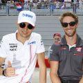 Esteban-Ocon-and-Romain-Grosjean-PA