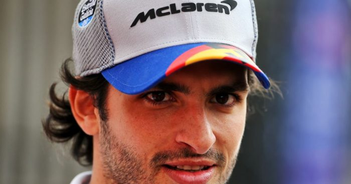 Carlos Sainz has security and stability for the first time in his Formula 1 career with McLaren.