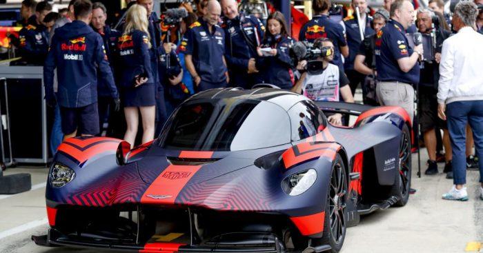 Aston Martin on standby to step up F1 efforts if Honda walk away.