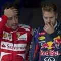 Red Bull almost had Fernando Alonso and Sebastian Vettel.