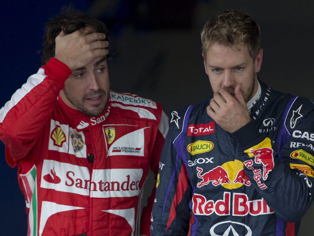 Red Bull almost had Fernando Alonso and Sebastian Vettel.