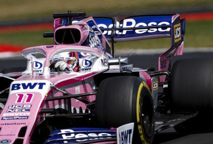 "Sergio Perez ""finalising"" 2020 SportPesa Racing Point deal."