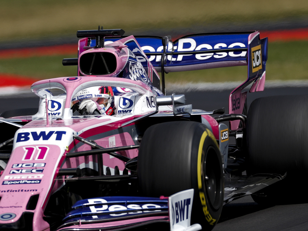 "Sergio Perez ""finalising"" 2020 SportPesa Racing Point deal."