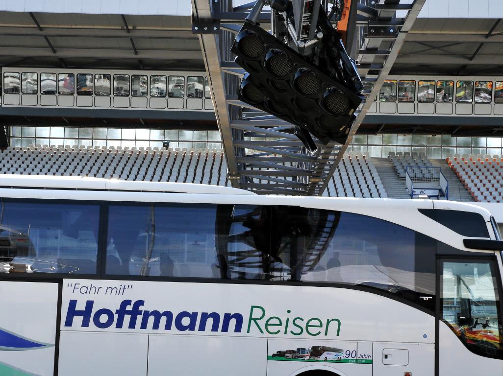 German-GP-lights-bus-crash-PA