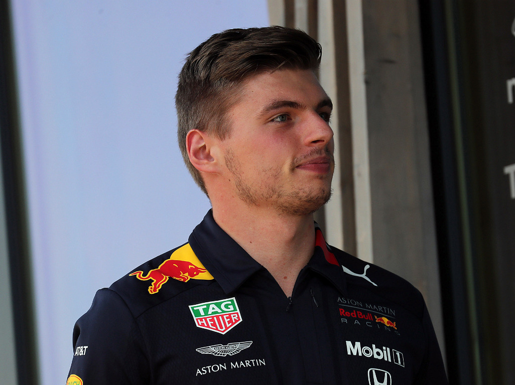 Max Verstappen: Red Bull not yet good enough